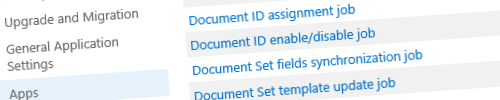 Demystifying Document ID's