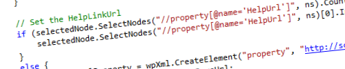 Update Web Part definitions in the Web Part Gallery header image