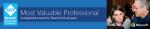 SharePoint Server MVP 2014 award header image