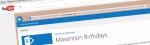 Mavention Birthdays Installation video header image