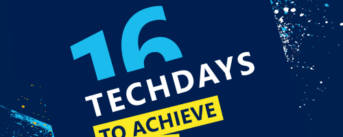 TechDaysNL 2016 Working with the Groups slides available