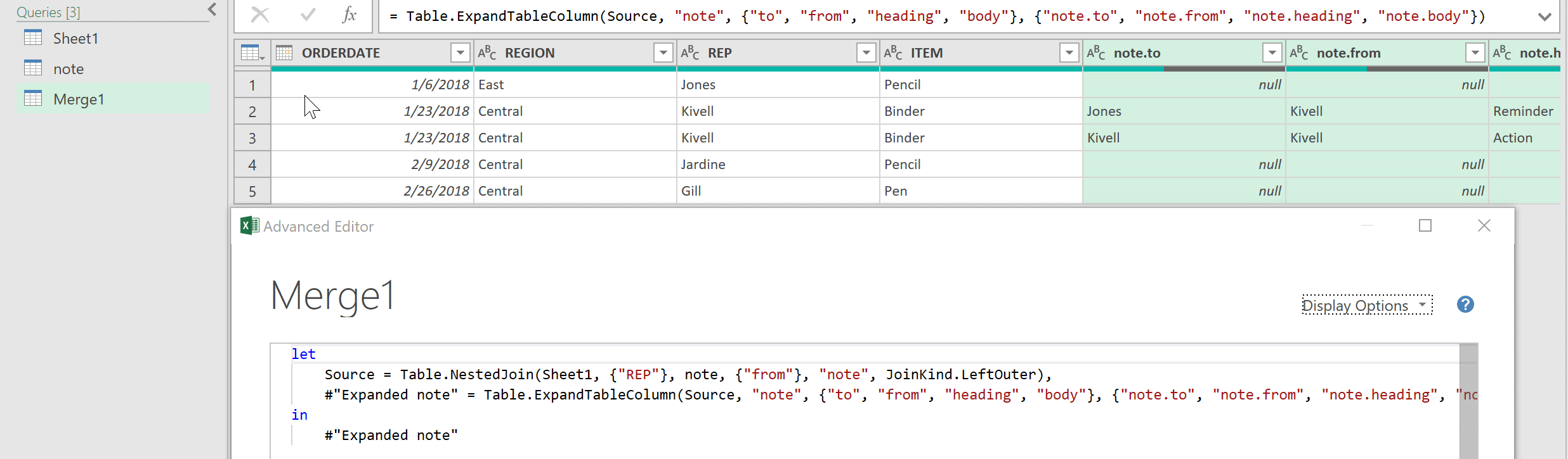 Using Excel and Power Query for migrations header image
